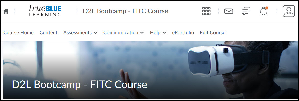 D2L Bootcamp - FITC Course