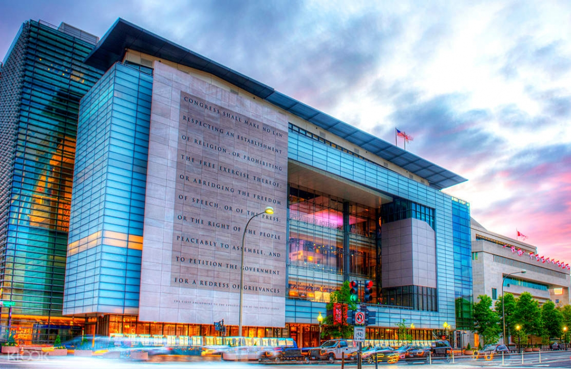 Ken Paulson: Newseum taught timeless lessons in liberty