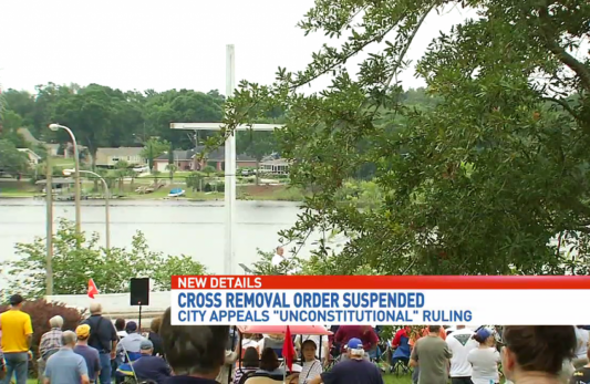 11th Circuit upholds constitutionality of Pensacola cross in park