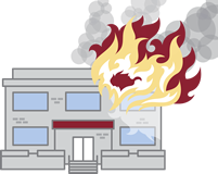 fire graphic