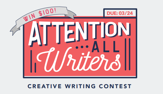 Creative Writing Contest Event